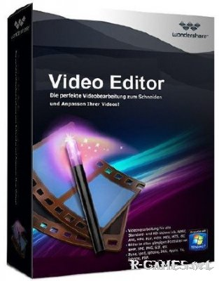 Wondershare Video Editor 3.0.3.6 Portable by Boomer + Portable by Maverick
