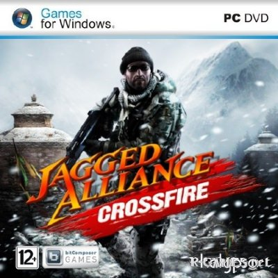 Jagged Alliance: Crossfire / Перекрестный огонь 1.01 (2012/RUS/ENG/Steam-Rip)