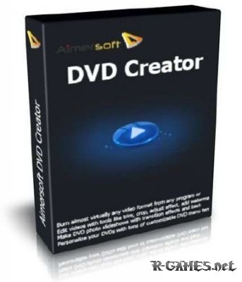 Aimersoft DVD Creator 2.6.5.29 Portable