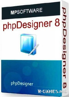 phpDesigner 8.1 Multi Portable