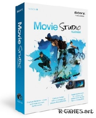 Sony Movie Studio Platinum 12.0.333 Portable
