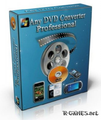 Any DVD Converter Professional 4.5.0 Portable