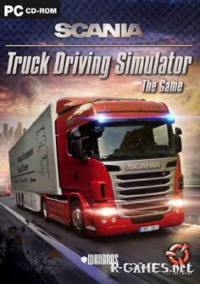 Scania Truck Driving Simulator. The Game (Extended Version) 1.0.0 (2012/RUS/ENG/Multi33)
