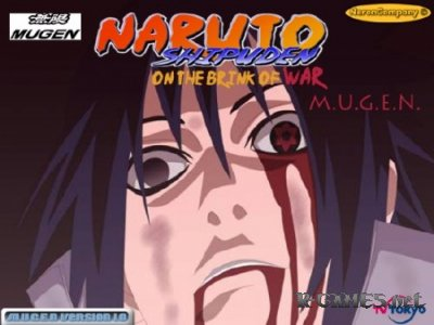 Naruto Shipuden M.U.G.E.N: On The Brink Of War 1.0 (2012/ENG)