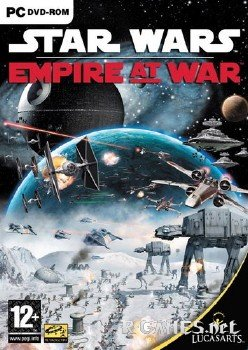 Star wars: Empire at war (2006/PC/RUS)