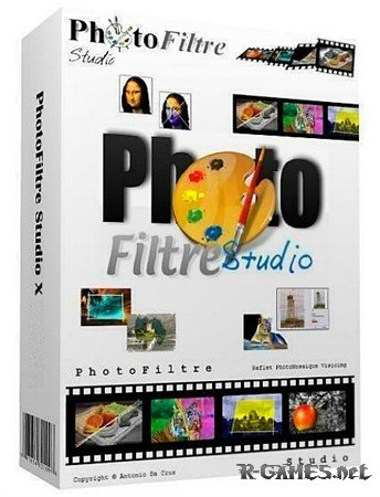 photofiltre studio x 10.7.0