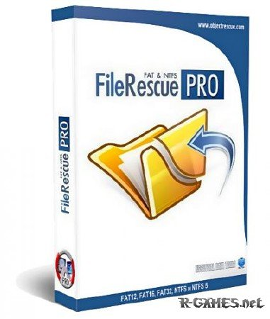 FileRescue Professional 4.8. (2012) Multi  Rus PC Portable