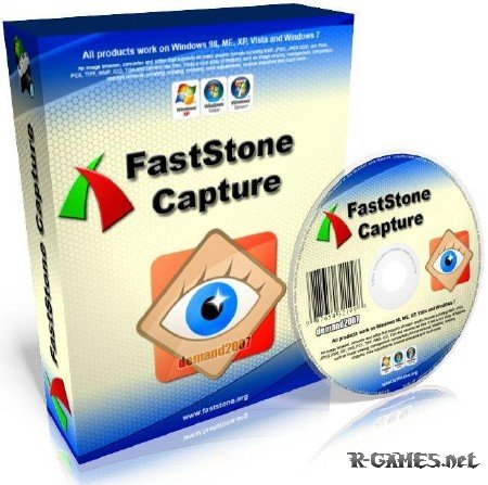 FastStone Capture v7.3.0 Portable by SeVenSoft [Rus]