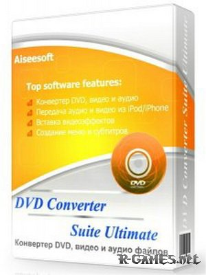 Aiseesoft DVD Converter Suite Ultimate 6.3.28.9310 Portable