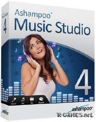 Ashampoo Music Studio 4.0.3.8 Portable
