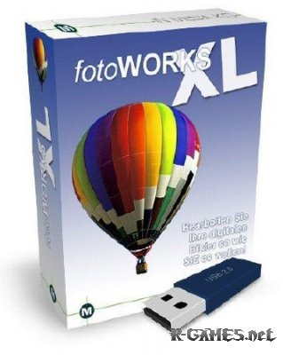 FotoWorks XL 2012 11.0.5 Portable