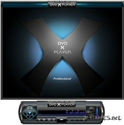 DVD X Player Professional 5.5.3.5 Portable