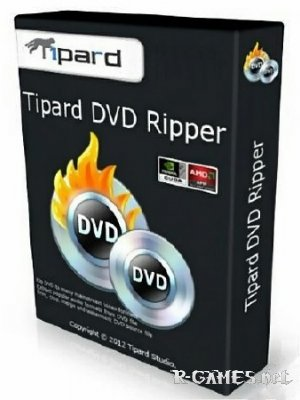 Tipard DVD Ripper 6.1.38 Portable
