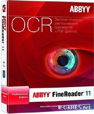 ABBYY FineReader 11.0.102.583 Professional Edition Full Portable