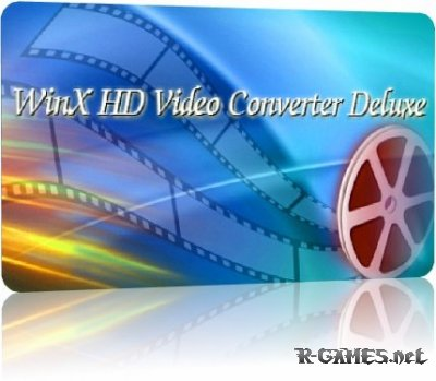 WinX HD Video Converter Deluxe 3.12.3 Build 20120918 Portable