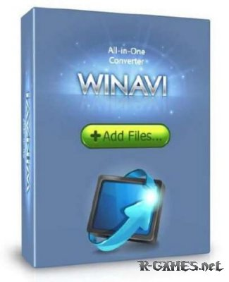 WinAVI All-In-One Converter v 1.7.0.4640 Portable