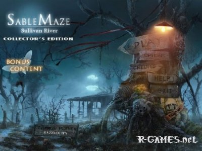 Sable Maze: Sullivan River Collector's Edition (2012/ENG)
