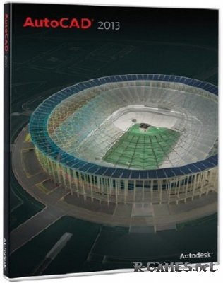 Autodesk AutoCAD 2013 SP1.1 Build G.114.0.0 ISZ Portable + RePack