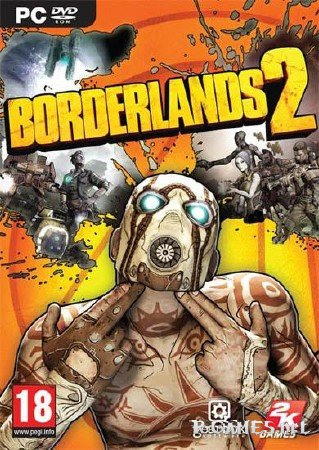 Borderlands two Renovate 3 (2012/RUS/ENG/Repack close to R.G. Accelerator) Обновлен 01.10.2012