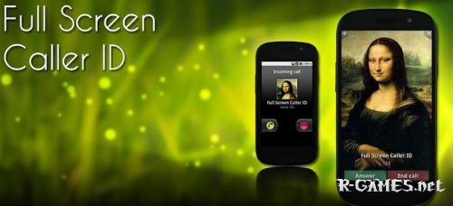 Full Screen Caller ID PRO версия 9.2.8.1