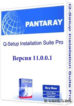 Pantaray QSetup Installation Suite Pro 11.0.0.1.0 + Rus