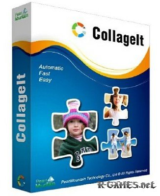 CollageIt Pro 1.9.1.3543 Portable