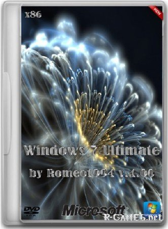 Windows 7 (x86) Ultimate by Romeo1994 v.4.00 (2012/RUS)