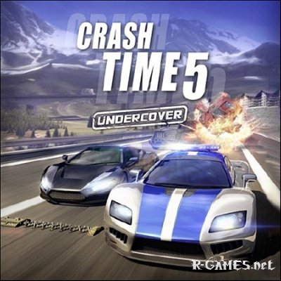 Crash Time 5: Undercover (2012/ENG/ENG)