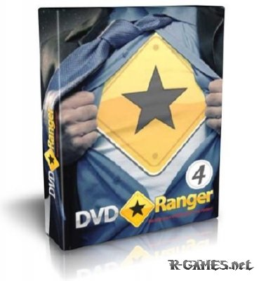 DVD-Ranger 4.5.0.4 Final Eng Rus Portable