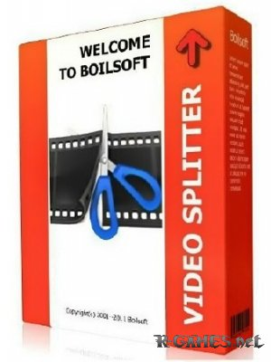 Boilsoft Video Splitter 7.01.1 Portable by SamDel RUS