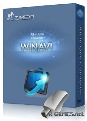 WinAVI All-In-One Converter 1.7.0.4671 Portable