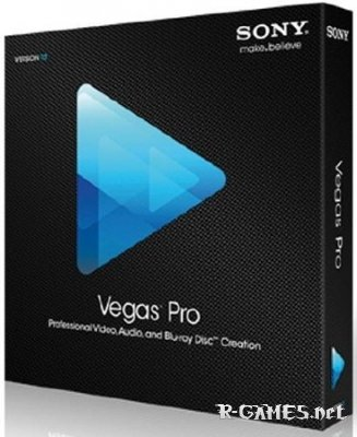 Sony Vegas Pro 12.0 Build 367 x64 Plagins Rus/Eng Portable