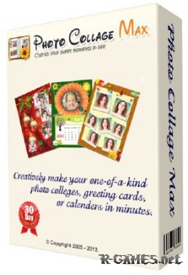 Photo Collage Max 2.1.5.8 Rus Portable by Invictus