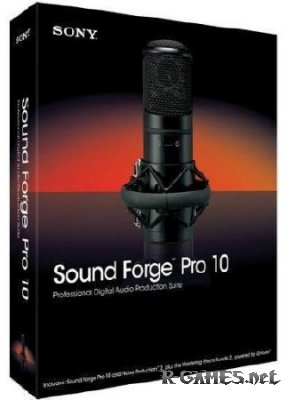 Sony Sound Forge Pro 10.0d Build 506 Rus Portable