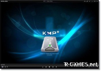 The KMPlayer 3.4.0.55 Final Portable