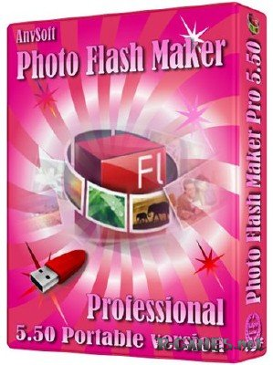 AnvSoft Photo Flash Maker Professional 5.50 Portable