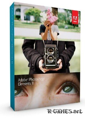 Adobe Photoshop Elements 11 (2012) Rus Portable