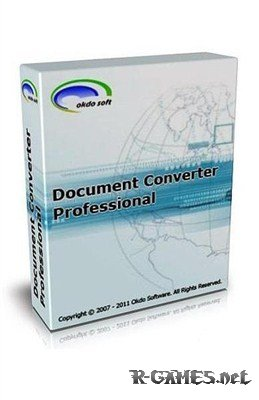Okdo Document Converter Professional 4.7
