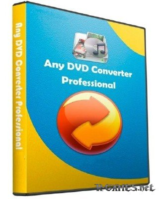 Any DVD Converter Professional 4.5.7 Portable