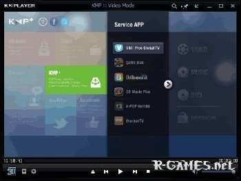 The KMPlayer 3.4.0.59 Final Portable