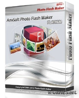 AnvSoft Photo Flash Maker Platinum 5.50 Portable