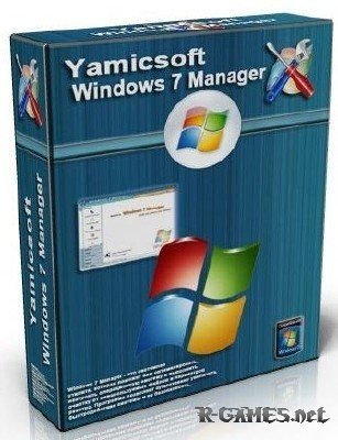 Windows 7 Manager 4.1.7 Final Portable