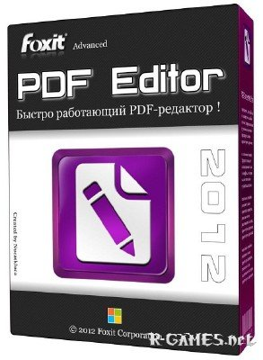 Foxit Advanced PDF Editor 3.00 Rus Portable