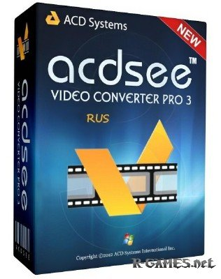 ACDSee Video Converter Pro 3.0.23.0 Portable