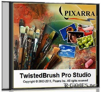 TwistedBrush Pro Studio 19.13 Portable