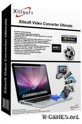 Xilisoft Video Converter Ultimate 7.6.0.20121114 Portable