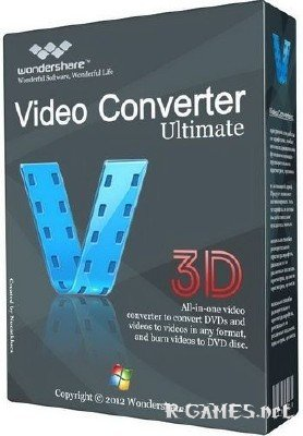 Wondershare Video Converter Ultimate 6.0.2.2 Portable