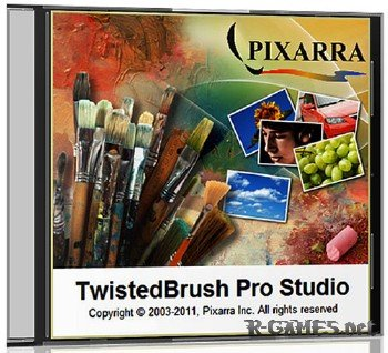 TwistedBrush Pro Studio 19.14 Portable