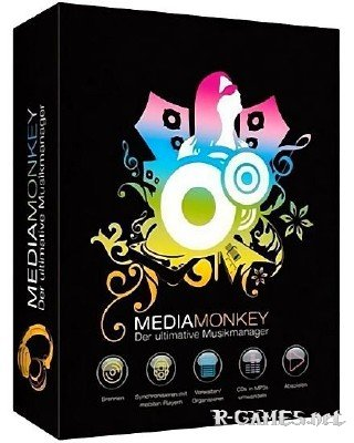 MediaMonkey Gold 4.0.7.1511 Portable