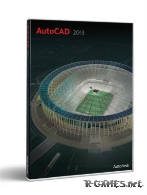 AutoCAD 2013 SP1.1 2013 G.114.0.0 Win8x86 (2012/Rus) Portable